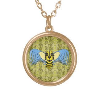 Angel Bee Necklace