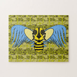 Angel Bee Puzzle