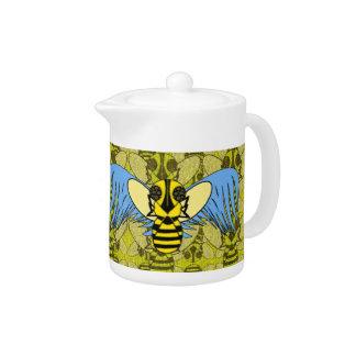 Angel Bee Teapot