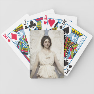 Angel Bicycle Poker Cards