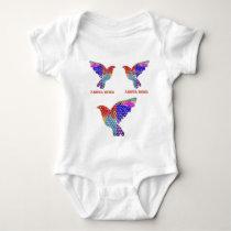 ANGEL Bird Baby Bodysuit