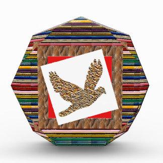 Angel Bird GoodLUCK Gifts Artistic Texture Pattern