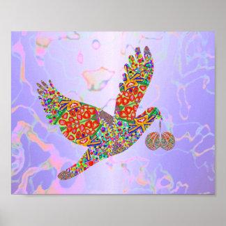 ANGEL Bird Poster