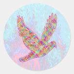 ANGEL Bird - Soaring High is my nature Sticker