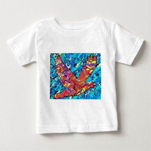 Angel Bird - Up above sky so high Tshirt