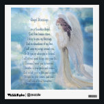 """Angel Blessings Poem Wall Sticker<br><div class=""""desc"""">Angel Blessings Poem</div>"""