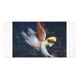 Angel Blue Card