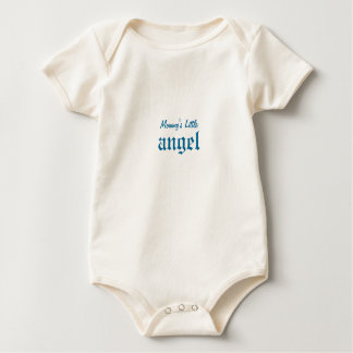 Angel Blue Wings Baby Shirt