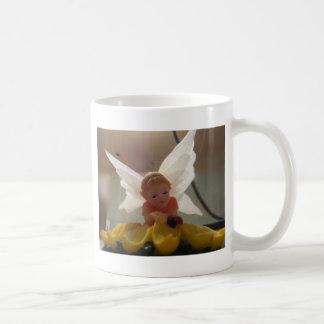 Ángel bonito taza clásica