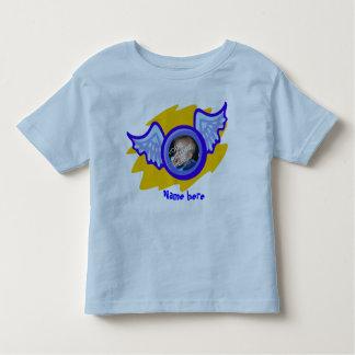 Angel Boy shirt with name print