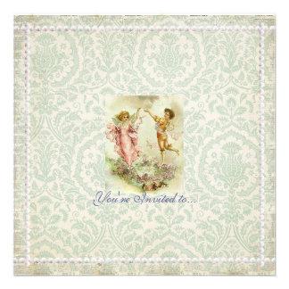 Angel Bridal Shower invitations