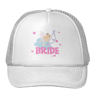 Angel Bride T-shirts and Gifts Trucker Hat