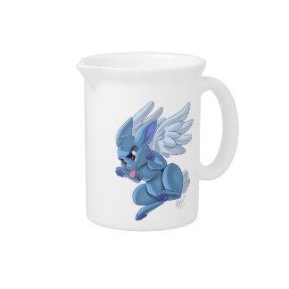 Angel Bunny Drink Pitcher