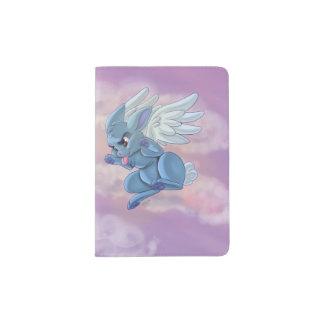 Angel Bunny Passport Holder
