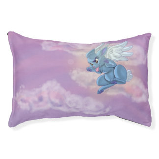 Angel Bunny Pet Bed