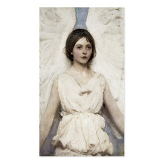 Angel Double-Sided Standard Business Cards (Pack Of 100)