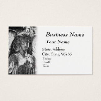 Angel Business Card - Counseling & Faith Services