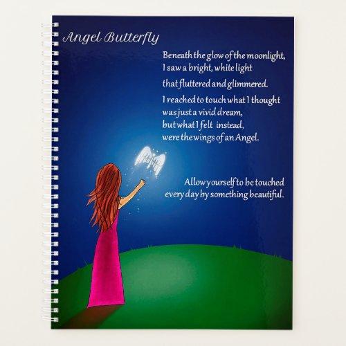 Angel Butterfly Planner