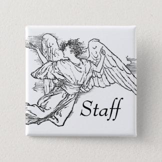 Angel Button_Badge Pinback Button