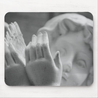 Angel by Shirley Taylor Mouse Pad