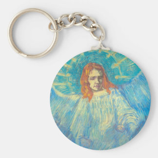 Angel by Vincent van Gogh Key Chain