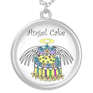 Angel Cake Necklace