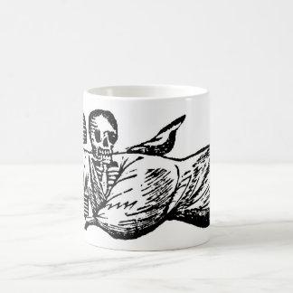 """Angel Calavera"" circa late 1800's Coffee Mug"
