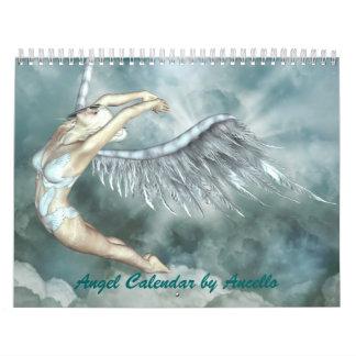 angel calendar