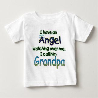 ANGEL CALLED GRANDPA TEE SHIRT