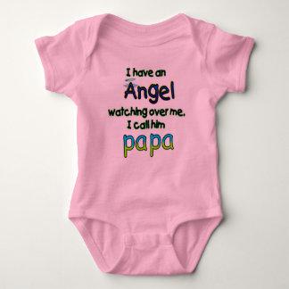 ANGEL CALLED PAPA T SHIRTS