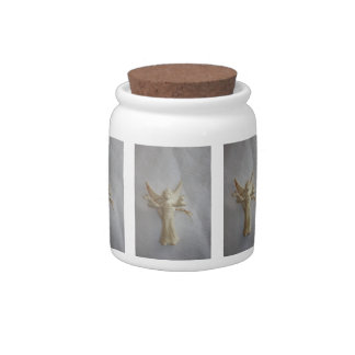 Angel Candy Jar