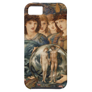 Angel Case from Creation of Days by Burne-Jones