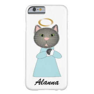 Angel Cat Barely There iPhone 6 Case