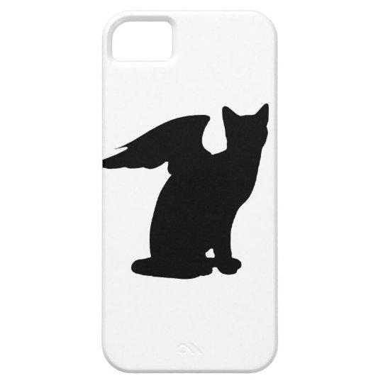 Angel Cat iPhone 5G Case