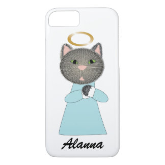 Angel Cat iPhone 7 Case