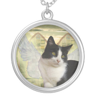 Angel Cat necklace