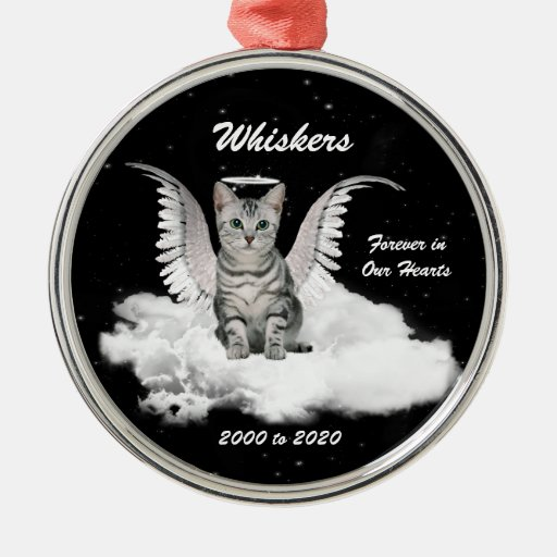 Personalized Photo Memorial Christmas Ornaments