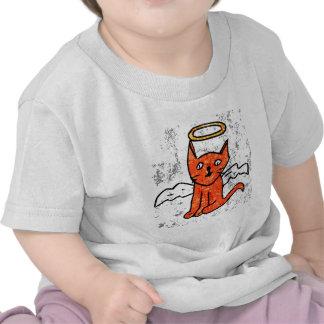angel Cat Style 2 Tshirts