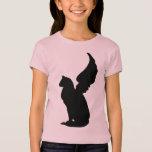 Angel Cat T-Shirt