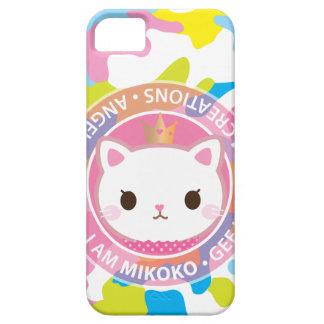 Angel cat, The Princess Mikoko, Iphone 5 Case