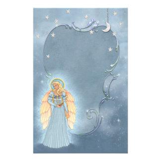 Ángel celestial papeleria de diseño