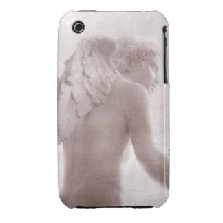 angel cereb statue Case-Mate iPhone 3 case