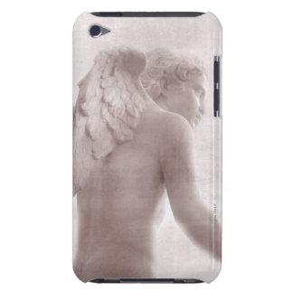 angel cereb statue Case-Mate iPod touch case