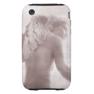 angel cereb statue tough iPhone 3 cover