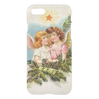 Angel Cherub Evergreen Bough Heaven iPhone 8/7 Case