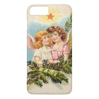Angel Cherub Evergreen Bough Heaven iPhone 8 Plus/7 Plus Case