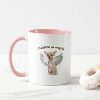 Angel Chihuahua Mug