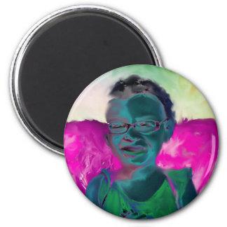 Angel child magnet