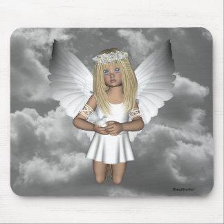 Angel Child Purity Mousepad