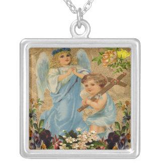 Angel Children Necklace